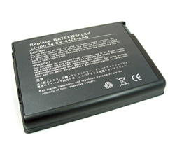 replacement acer travelmate 2200 battery